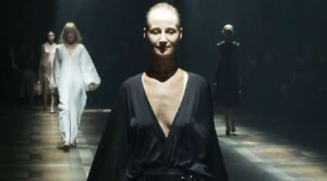 Lanvin in passerella - SS 2015 Paris Fashion Week