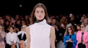 Christian Dior in passerella - SS 2015 Paris Fashion Week