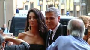 """George Clooney e Amal Alamuddin: storia di un amore in 30"""""""