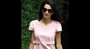Che stile, signora Clooney. Tutti i look di Amal in 30 secondi