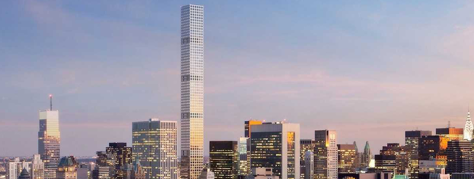Il grattacielo pi alto d 39 occidente cond nast live for Appartamento grattacielo new york