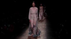 Valentino in passerella - SS 2015 Paris Fashion Week