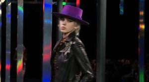Saint Laurent in passerella - SS 2015 Paris Fashion Week