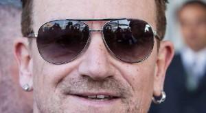 """Bono: """"Dietro i miei occhiali c'è un glaucoma"""""""