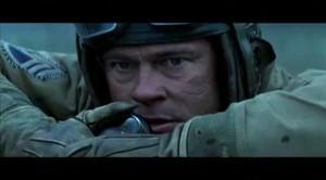 'Fury': la Seconda Guerra Mondiale vista con Brad Pitt