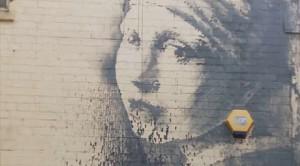 Banksy, Picasso e Organizmo in Live! Art News