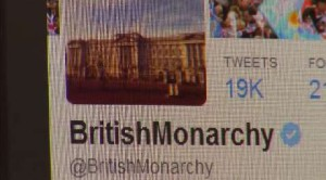 La regina Elisabetta e il primo tweet