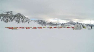 Antartic Ice Marathon, una corsa tra i ghiacci polari