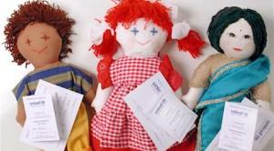 Adotta una Pigotta! Con UNICEF nel mondo delle bambole di pezza…