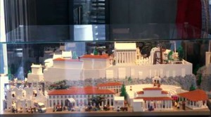 Acropoli in Lego, controversia di Elgin compresa