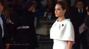 Angelina Jolie non promuove il suo 'Unbroken': ha la varicella!