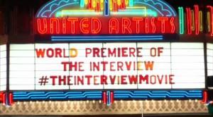 'The Interview', il film che non vedrà mai la luce