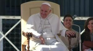 Tango cubano per Papa Francesco