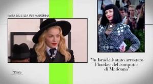 Lindsay Lohan, Madonna & Bjork in Live! News