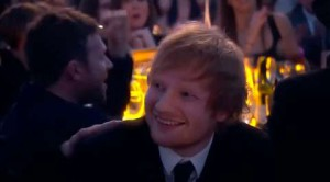 Ed Sheeran e Sam Smith trionfano ai Brit Awards 2015