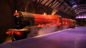 Hogwarts Express, si parte! In carrozza con Harry Potter…
