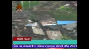 Terremoto in Nepal: le riprese aeree