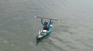 Sandy Robson: 5 anni in kayak dalla Germania all'Australia