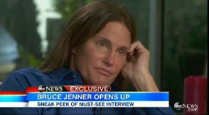 Bruce Jenner si confessa in TV