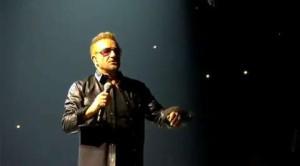 U2 in tour, fermata a Los Angeles