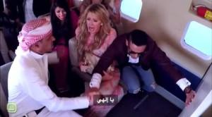 «L'aereo sta precipitando»: lo scherzo a Paris Hilton