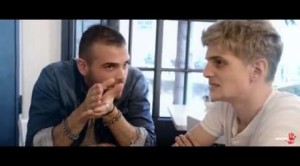 'Siamo gay: non fate finta di non vederci'