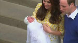 La Royal Family riunita per il battesimo di Charlotte