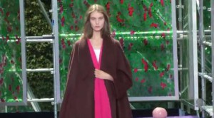 La sfilata Dior Haute Couture A\I 2015-16 a Parigi