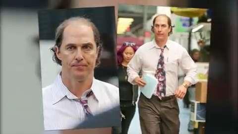 McConaughey calvo ed imbolsito: finzione o realtà?