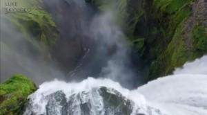 L'Islanda vista dal drone