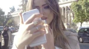 Kristina Bazan, testimonial di L'Oréal Paris