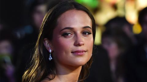 Facce da Oscar: Alicia Vikander