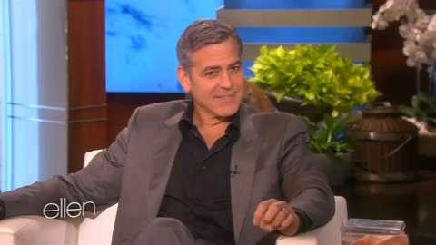 """Clooney: """"La proposta di matrimonio ad Amal? Terribile"""""""