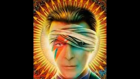 David Bowie diventa fumetto