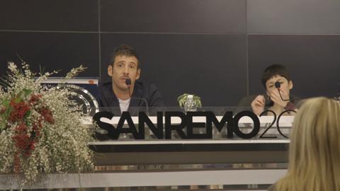 La premiazione delle Nuove Proposte a Sanremo 2016