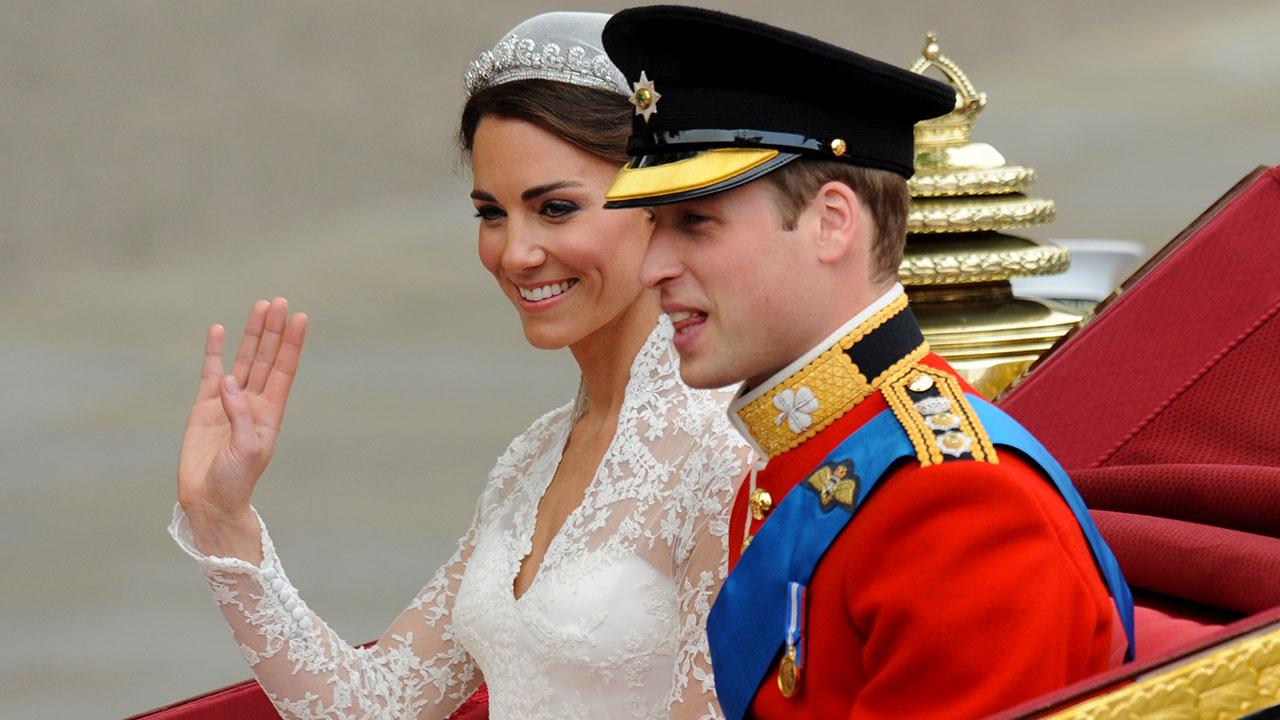 William e Kate d'Inghilterra: 5 anni di matrimonio e 14 d'amore