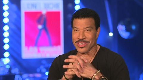 Lionel Richie sar� a Las Vegas per 20 concerti da Aprile a Ottobre 2016