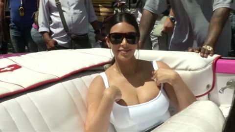 Le Kardashians sbarcano a Cuba