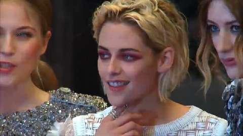 La Francia è una seconda casa per l'attrice Kristen Stewart