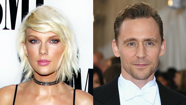 Taylor Swift si scatena con Tom Hiddleston (video)