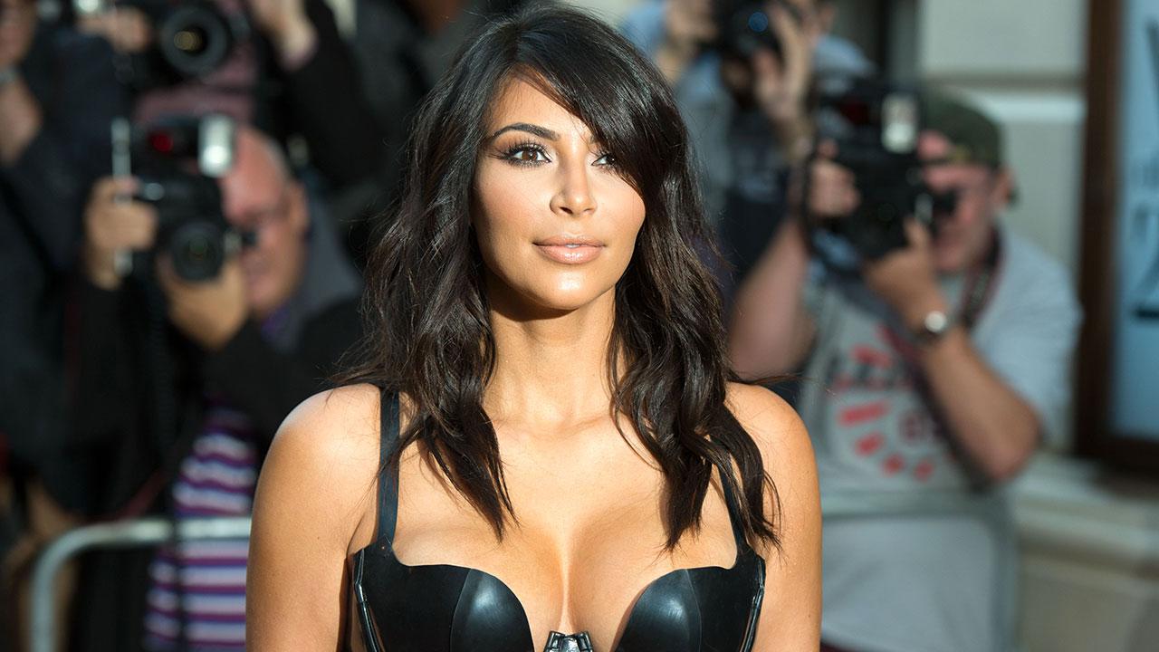 I bikini 'couture' di Kim Kardashian