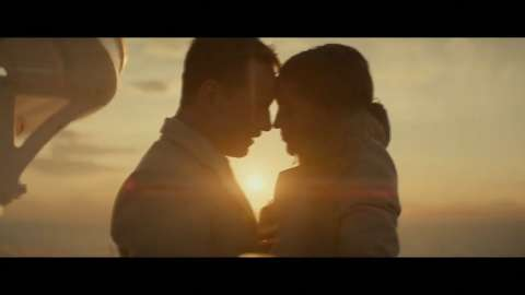 Alicia Vikander e Michael Fassbender, un amore sbocciato sul set