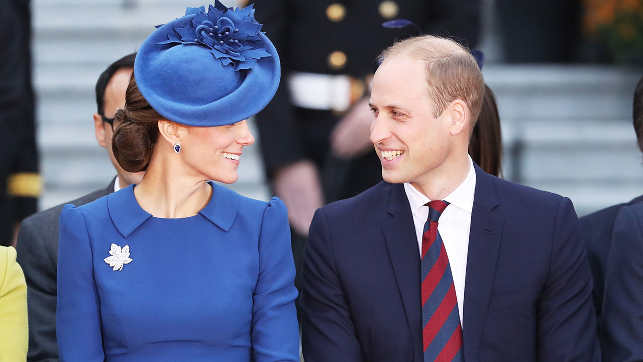 William e Kate in viaggio ufficiale in Canada con i figli