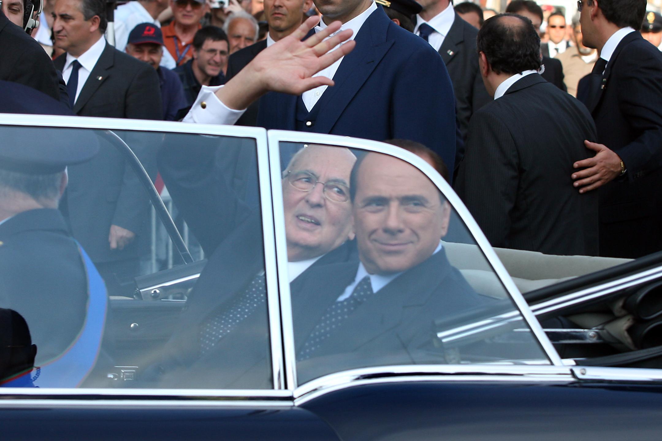 80 anni di Berlusconi in 50 foto storiche