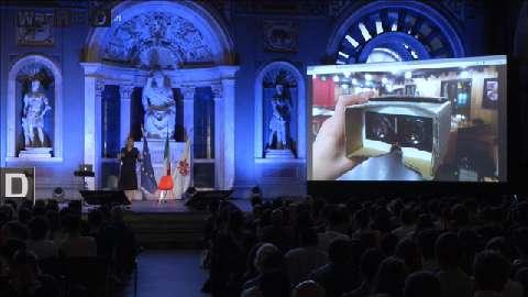 #WNF16 Musei in 3D – Luisella Mazza