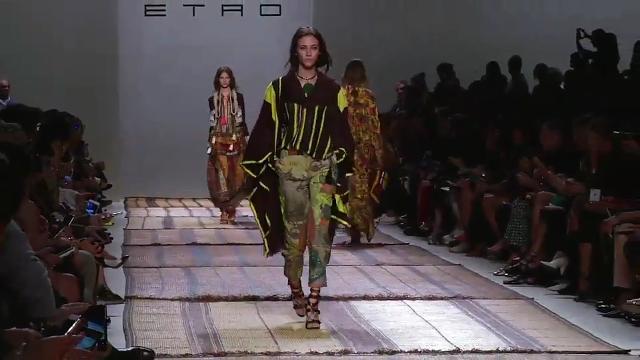 Etro Milano SS17