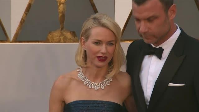 Nuova crisi a Hollywood: si lasciano Naomi Watts e Liv Schreiber