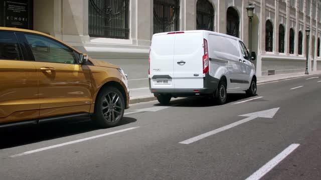 Ford Active Park Assist, parcheggiare è facile