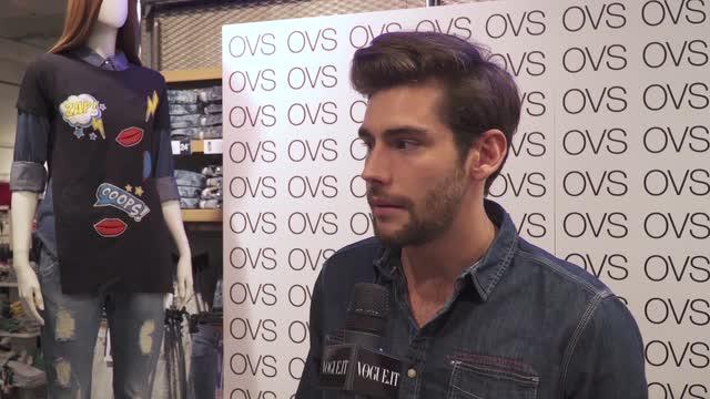 Alvaro Soler live allo store OVS