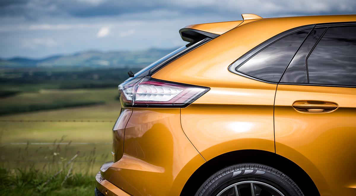 Scopri tutti i particolari della nuova Ford Edge